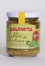 Salamita Pesto, 190gr im Glas