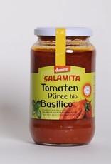 Salamita Tomatenpüree Basilico 500gr
