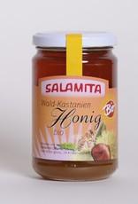 Salamita Wald-Kastanienhonig, 400gr im Glas