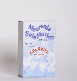 Salamita Meersalz fein, gewaschen, 1KG