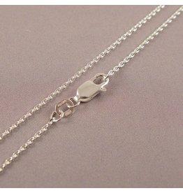 LAVI 60cm Silver chain