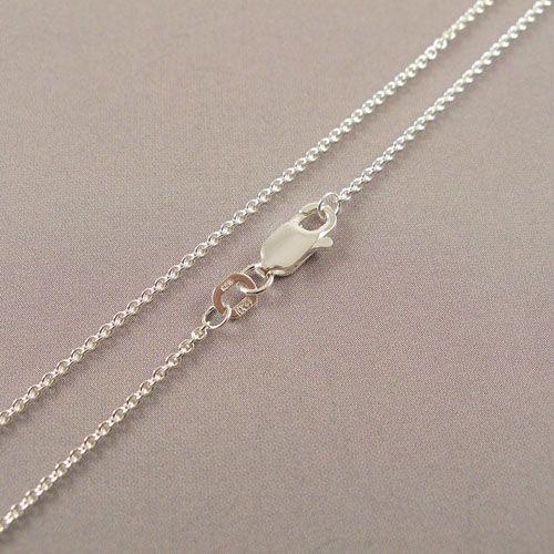 LAVI 100cm Silver chain
