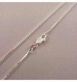 LAVI 80cm Silver chain