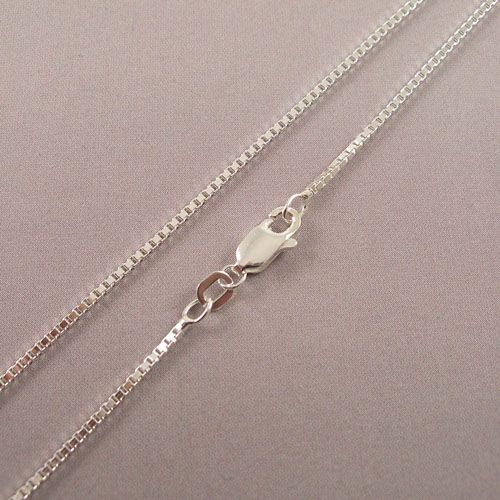 LAVI 80cm 925 Silver Chain