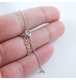 LAVI Sterling Silver Flower Bracelet