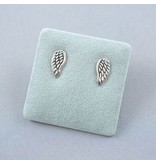 LAVI Angel Wings Stud Earrings