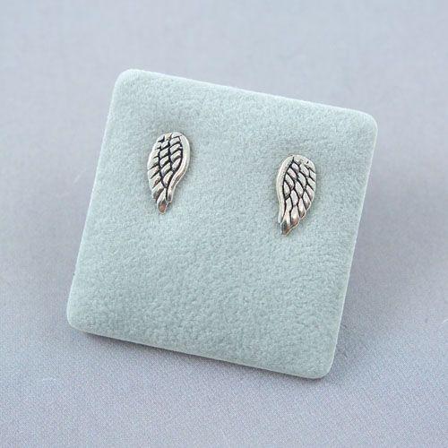 LAVI Angel Wings Stud Earrings