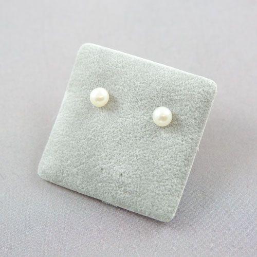 LAVI Freshwater Pearl Earring Studs