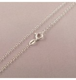 LAVI 70cm Silver Link chain