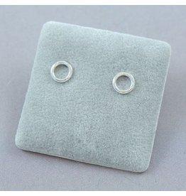 LAVI Open Circle Earrings