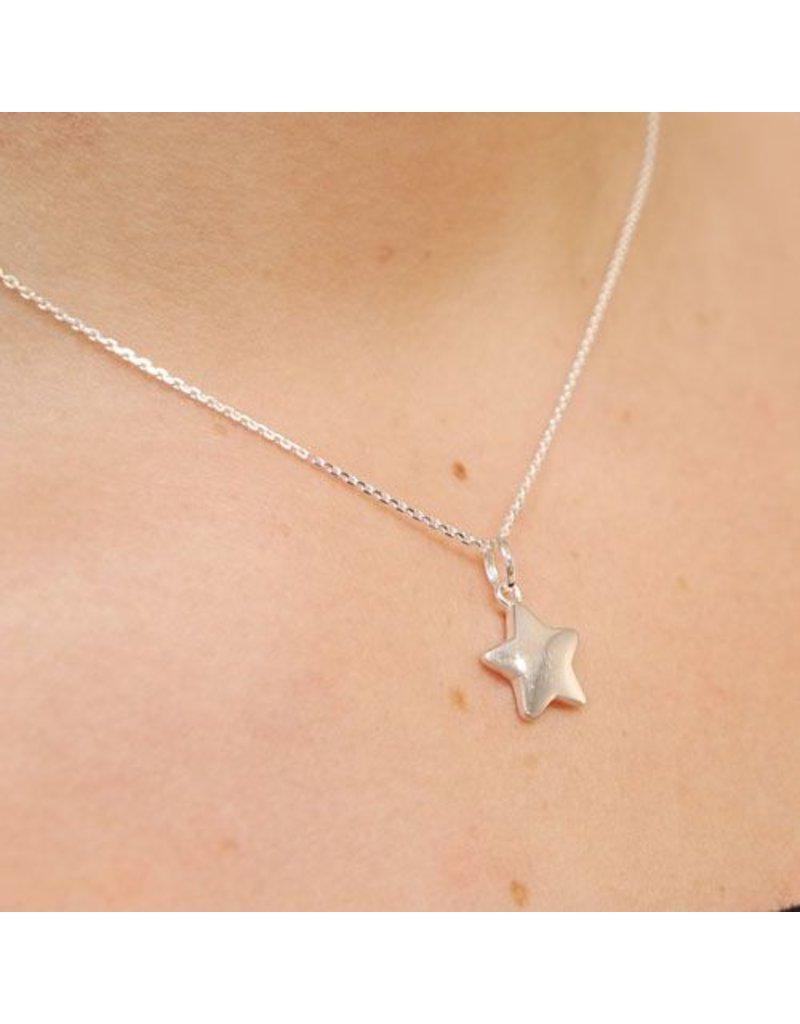 LAVI Sterling silver Star necklace