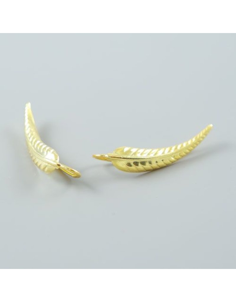 LAVI Gold plated Ear Line Earings