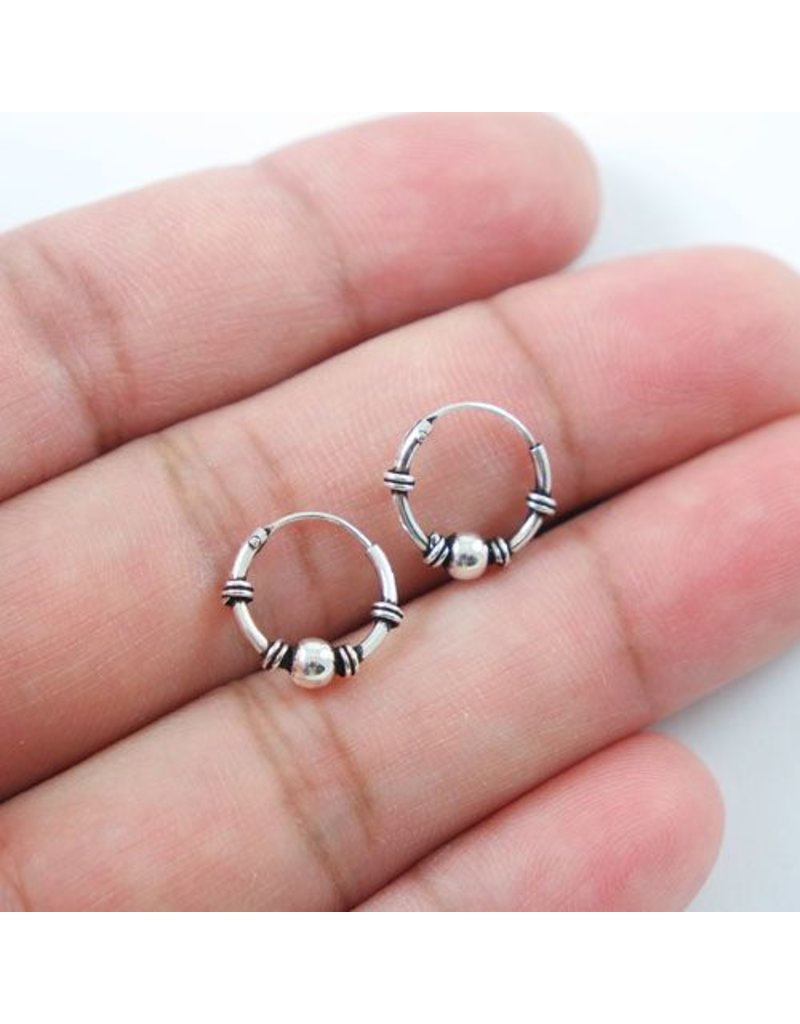LAVI Bali Earrings 12mm