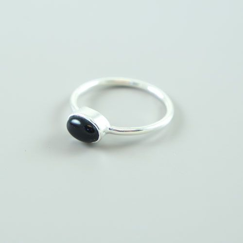 LAVI Black Onyx Ring