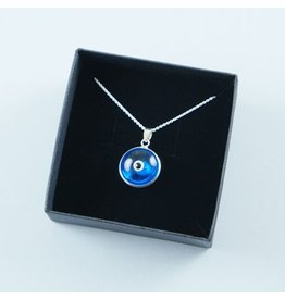 LAVI The eye  Necklace Silver
