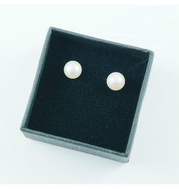 LAVI Freshwater Pearl Earring Studs  7mm