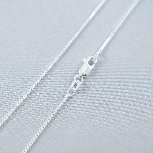 LAVI 50cm Silver Unisex chain