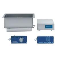 Sonorex ZE3000 / ZE3000DT 60 liter ultr. bodem / zijkant