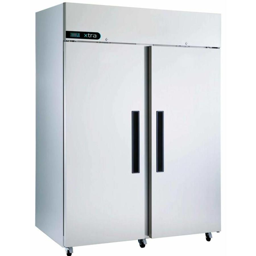 Xtra XR1300H professionele dubbeldeur koelkast