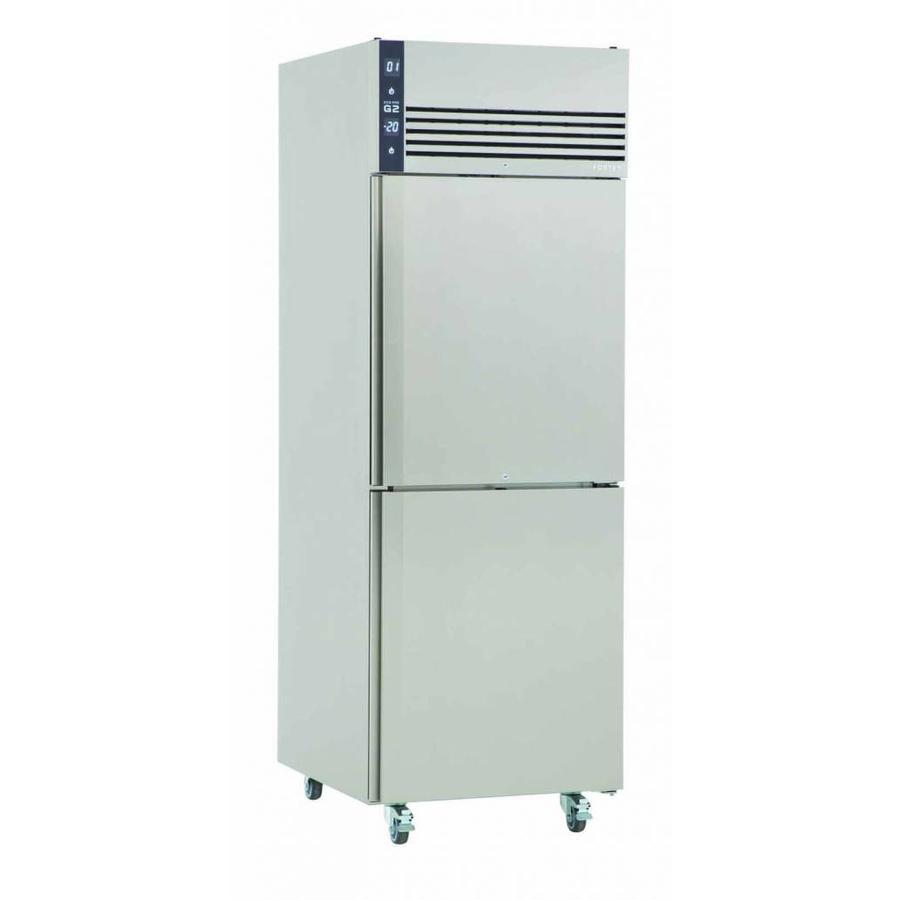 EP700HL EcoPro G2 Dual Temperature professionele koel-/ vries combinatiekast