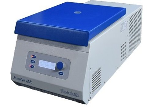 Herolab MicroCen MR Max 12 x 10 ml, 18.000 RPM en 26.407 G gekoeld