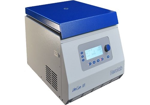 Herolab UNICEN M Max 4 x 200 ml, 18.000 RPM en 25.356 G