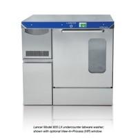 820LX Laboratorium vaatwasser met injector droging