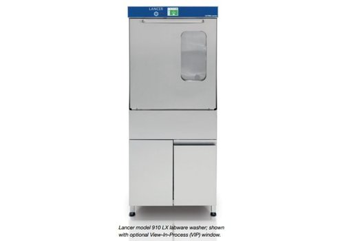 Lancer 910 LX Laboratorium vaatwasser met droging
