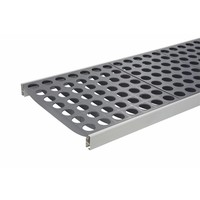 6611 rekstelling open kunststof legvlakken (1200mm)