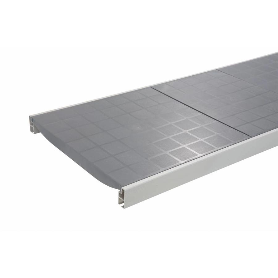 8811 rekstelling met gesloten kunststoffen legvlakken (900mm)