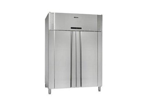 Gram PLUS K 1270 RSG 8N - koelkast, dubbeldeurs model - inhoud: 1270L