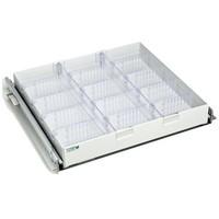 MF140L-CD, medicatiekoelkast met laden, incl.  DIN58345