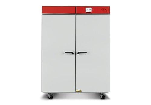 Binder M 720 Droogoven programmafuncties