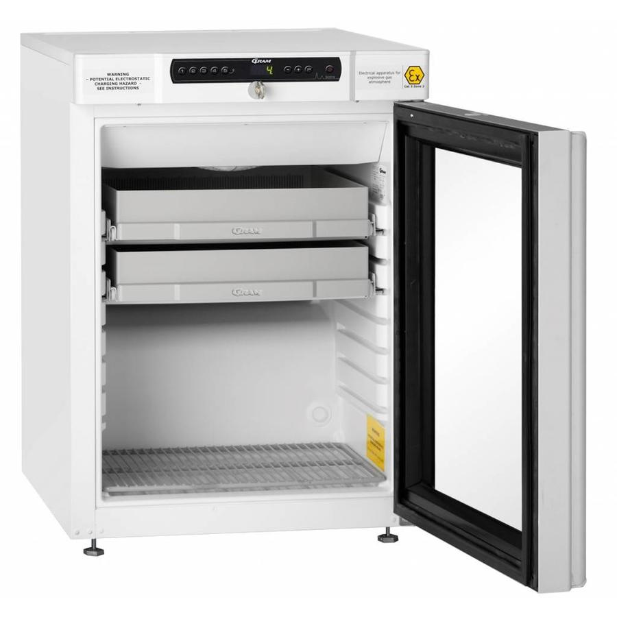 BioCompact II RR210 Glasdeur | medicijn/laboratorium koelkast