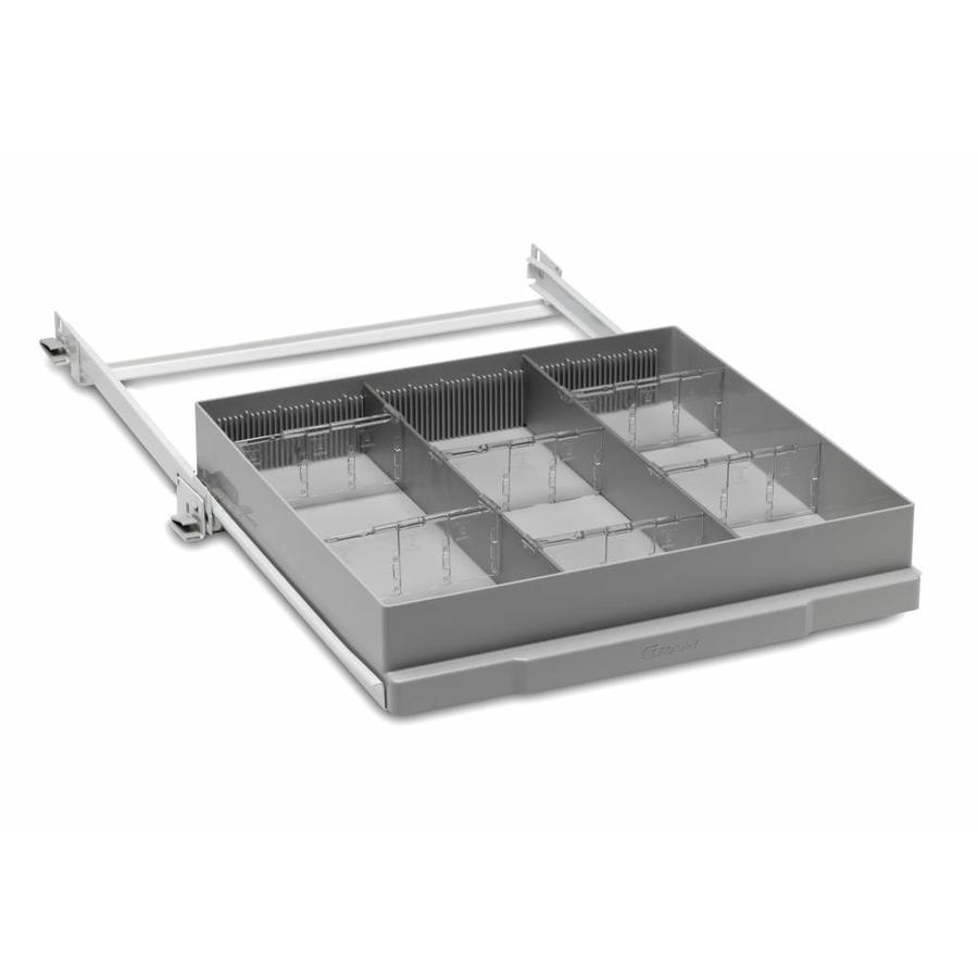 BioCompact II RR310 dichte deur medicijn- / laboratorium koelkast