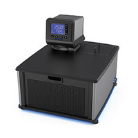 AD7LR-20 Digitaal laboratorium waterbad laagmodel met koeling, verwarming, circulatie