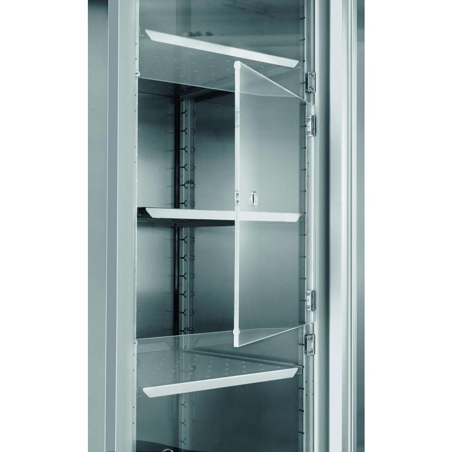 BioPlus ER660D glasdeur laboratorium / medicatiekoelkast