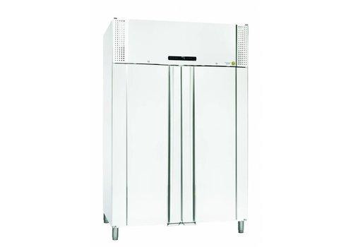 Gram Bioline BioPlus ER1400 gesloten dubbeldeur koelkast