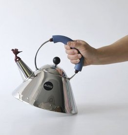 Alessi © Kettle with little birdie