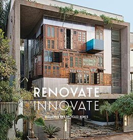 Prestel Books © Renovate Innovate - Reclaimed and Upcycled Homes