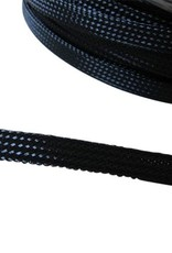 Handige Kabelsok nylon van 15 mm. Verstop kabels in een kabelsok