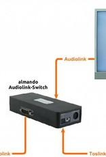 Almando Almando Multiplay Surround (Surround-Switch met stereo scheiding voor PowerLink en SPDIF)