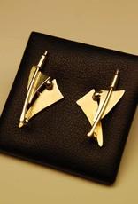 Anneke Schat 18 carat gold earrings