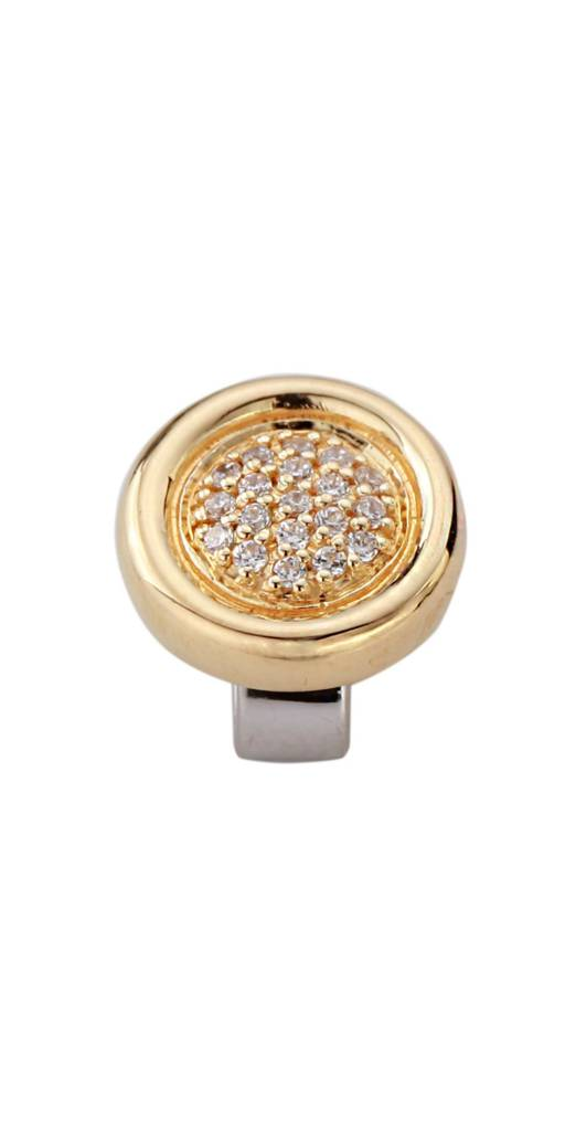 Joy de la Luz Joy de la Luz JS022 Bling button GP/CZ