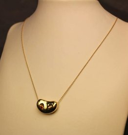 Vintage 18krt geelgouden collier Tiffany&Co.