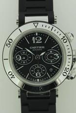 Cartier Pasha Seatimer Chrono Automatic