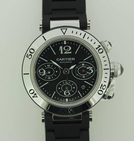 Cartier Pasha Seatimer Chrono Automatic