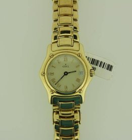 Ebel 1911 ladies gold