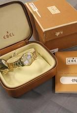 Ebel 1911 ladies gold