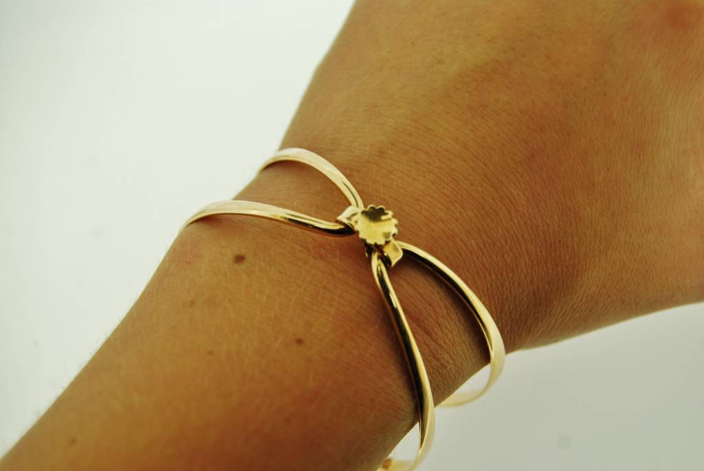 in gold carat ctw diamond bangle bangles bracelet bracelets yellow